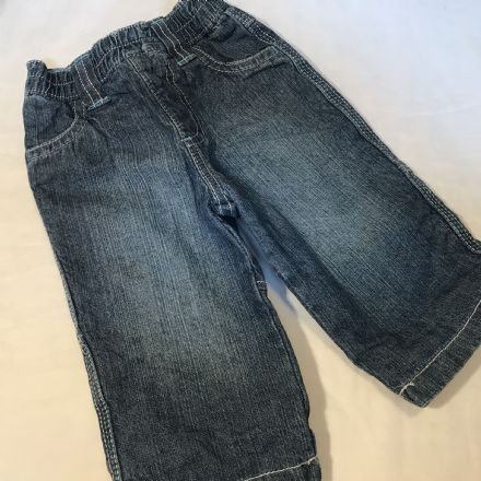 0-3 Month Light Blue Jeans